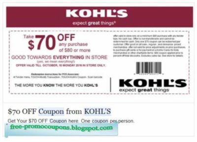 printed pharmacy coupon example